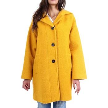 Abbigliamento Donna Cappotti Pennyblack 20140119 Giallo