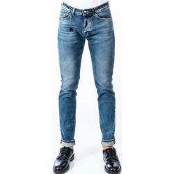 Abbigliamento Uomo Jeans slim Michael Coal DAVID 1073W322 Blu