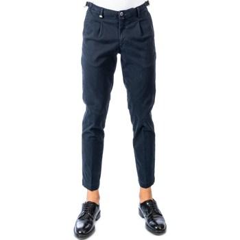 Abbigliamento Uomo Chino Barbati BENNY 682 06 BLU Pantalone Uomo Uomo Blu Blu