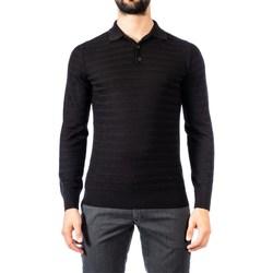 Abbigliamento Uomo Maglioni Become 539263A/09 NER Nero