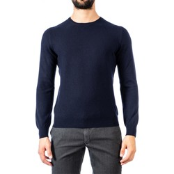 Abbigliamento Uomo Maglioni La Fileria 55167/15590/598 BLU Maglia Uomo Uomo Blu Blu