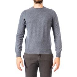 Abbigliamento Uomo Maglioni La Fileria 55167/15590/072 GRI Maglia Uomo Uomo Grigio Grigio