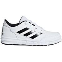 Scarpe Unisex bambino Sneakers basse adidas Originals Altasport K Bianco