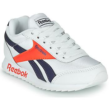 Scarpe Unisex bambino Sneakers basse Reebok Classic REEBOK ROYAL CLJOG Grigio / Blu