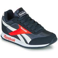 Scarpe Bambino Sneakers basse Reebok Classic REEBOK ROYAL CLJOG Marine / Rosso