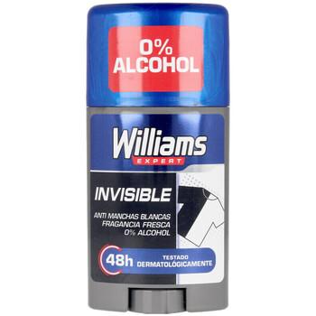 Bellezza Uomo Deodoranti Williams Invisible 48h Deo Stick  75 ml