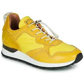 Scarpe Donna Sneakers basse Mjus CAST Giallo
