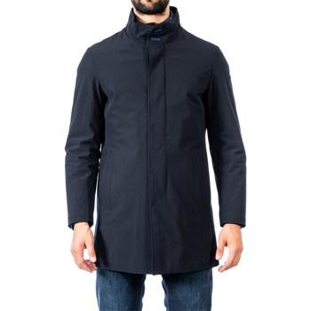 Abbigliamento Uomo giacca a vento Up To Be GLACIER EV AI 1171 B Giubbino Uomo Uomo Blu Blu