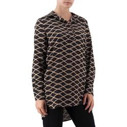 Abbigliamento Donna Camicie Anonyme | Marta Shirt | ANY_R219FT072_ASPHALT Gris