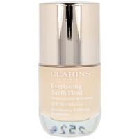 Bellezza Donna Fondotinta & primer Clarins Everlasting Youth Fluid 105-nude  30 ml