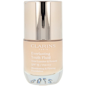 Bellezza Donna Fondotinta & primer Clarins Everlasting Youth Fluid 108 -sand  30 ml