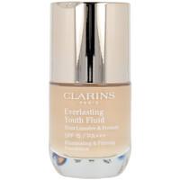 Bellezza Donna Fondotinta & primer Clarins Everlasting Youth Fluid 110 -amber  30 ml