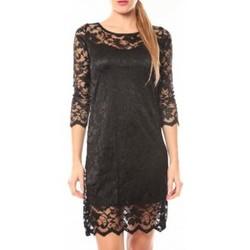 Abbigliamento Donna Abiti corti Dress Code Robe In Vogue Noir Nero