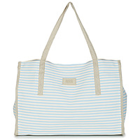 Borse Donna Tote bag / Borsa shopping Banana Moon ZENON WELINGTON Bianco / Blu