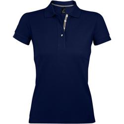 Abbigliamento Donna Polo maniche corte Sols PORTLAND MODERN SPORT Azul