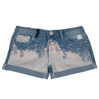 Abbigliamento Bambina Shorts / Bermuda Desigual JORBA Blu