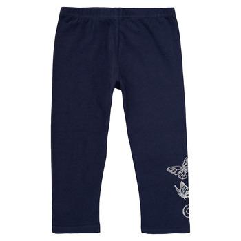 Abbigliamento Bambina Leggings Desigual PLATON Marine