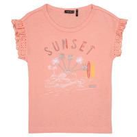 Abbigliamento Bambina T-shirt maniche corte Ikks POLIAK Arancio