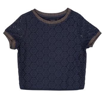Abbigliamento Bambina Top / Blusa Ikks ASTRID Marine