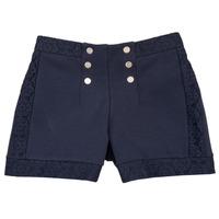 Abbigliamento Bambina Shorts / Bermuda Ikks SOLISSO Marine