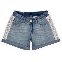 Abbigliamento Bambina Shorts / Bermuda Ikks ISAHA Blu