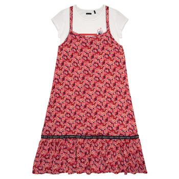 Abbigliamento Bambina Abiti corti Ikks DANIA Multicolore
