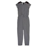Abbigliamento Bambina Tuta jumpsuit / Salopette Ikks MIZZI Nero