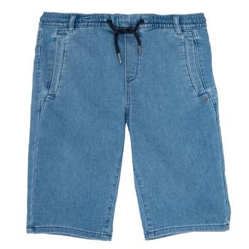 Abbigliamento Bambino Shorts / Bermuda Ikks PAGALI Blu