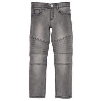 Abbigliamento Bambino Jeans slim Ikks COELE Grigio