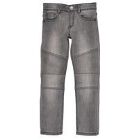 Abbigliamento Bambino Jeans slim Ikks GOELLON Grigio