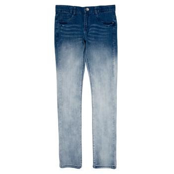 Abbigliamento Bambino Jeans slim Ikks BANALISE Blu