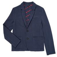Abbigliamento Bambino Giacche / Blazer Ikks NARIA Marine