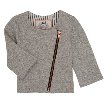 Abbigliamento Bambina Gilet / Cardigan Ikks LOIS Grigio