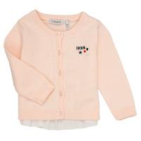 Abbigliamento Bambina Gilet / Cardigan Ikks ADIL Rosa