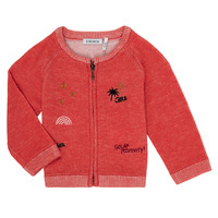 Abbigliamento Bambina Gilet / Cardigan Ikks VALERIE Arancio