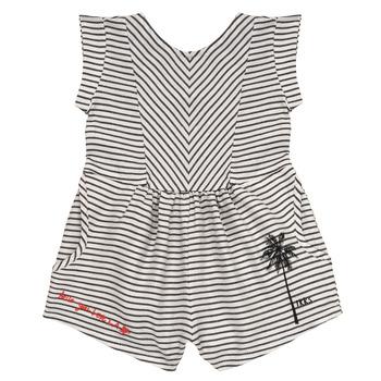 Abbigliamento Bambina Tuta jumpsuit / Salopette Ikks NANIZA Multicolore