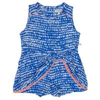 Abbigliamento Bambina Tuta jumpsuit / Salopette Ikks BEO Blu