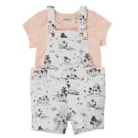 Abbigliamento Bambina Tuta jumpsuit / Salopette Ikks BARTA Multicolore