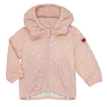 Abbigliamento Bambina Giubbotti Ikks LOLINA Rosa