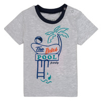 Abbigliamento Bambino T-shirt maniche corte Ikks LISIANA Grigio