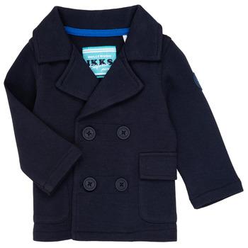 Abbigliamento Bambino Gilet / Cardigan Ikks CYLIA Marine