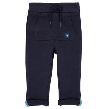 Abbigliamento Bambino Pantaloni da tuta Ikks LIVALI Marine