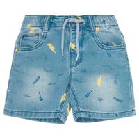 Abbigliamento Bambino Shorts / Bermuda Ikks PONERMO Blu