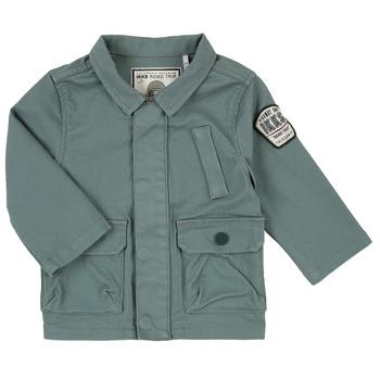 Abbigliamento Bambino Giacche / Blazer Ikks ADRIEN Kaki