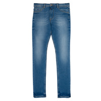 Abbigliamento Bambino Jeans dritti Kaporal JEGO Blu / Clair