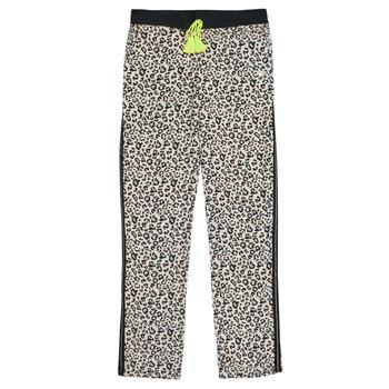 Abbigliamento Bambina Pantaloni morbidi / Pantaloni alla zuava Kaporal JULIA Verde