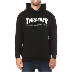 Abbigliamento Uomo Felpe Thrasher BLK Nero
