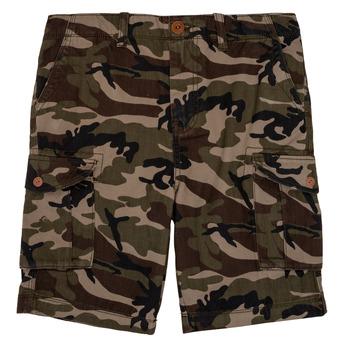 Abbigliamento Bambino Shorts / Bermuda Quiksilver CRUCIAL BATTLE Camo