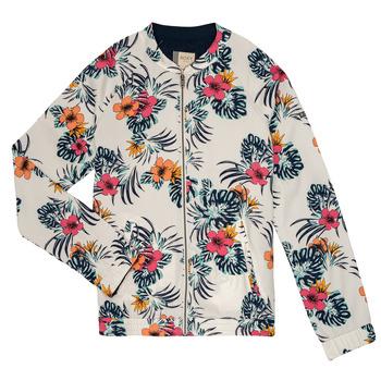 Abbigliamento Bambina Giacche / Blazer Roxy LIKE I DO Multicolore