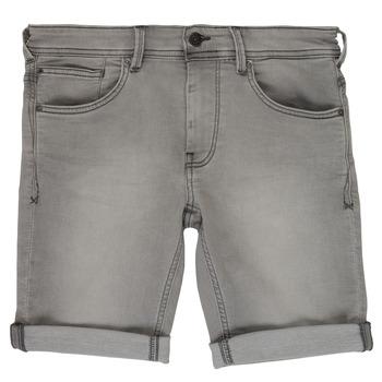 Abbigliamento Bambino Shorts / Bermuda Teddy Smith SCOTTY 3 Grigio